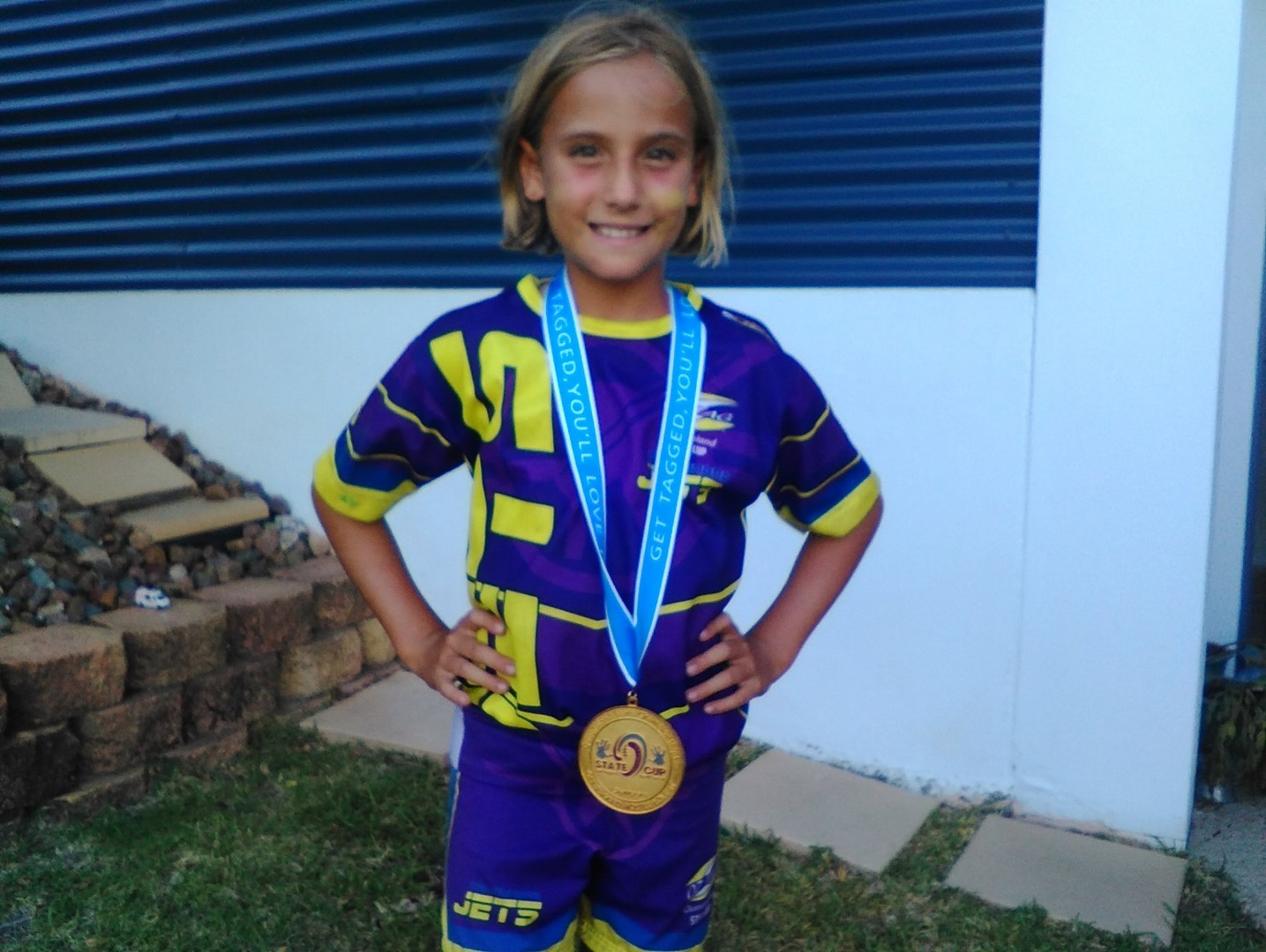OZ TAG State Title Success